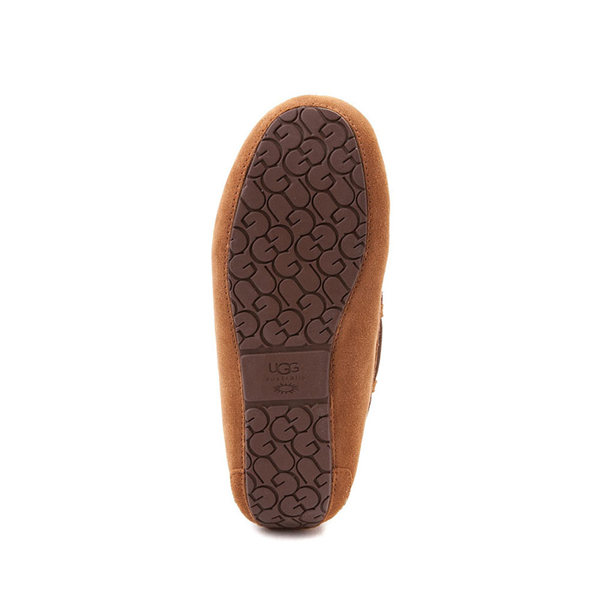 alternate view UGG® Dakota Slipper - Little Kid / Big Kid - ChestnutALT3