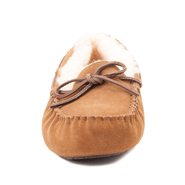 alternate view UGG® Dakota Slipper - Little Kid / Big Kid - ChestnutALT4