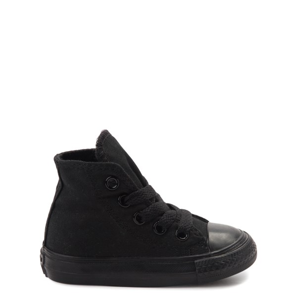 Converse Chuck Taylor All Star Hi Mono Sneaker - Baby / Toddler - Black