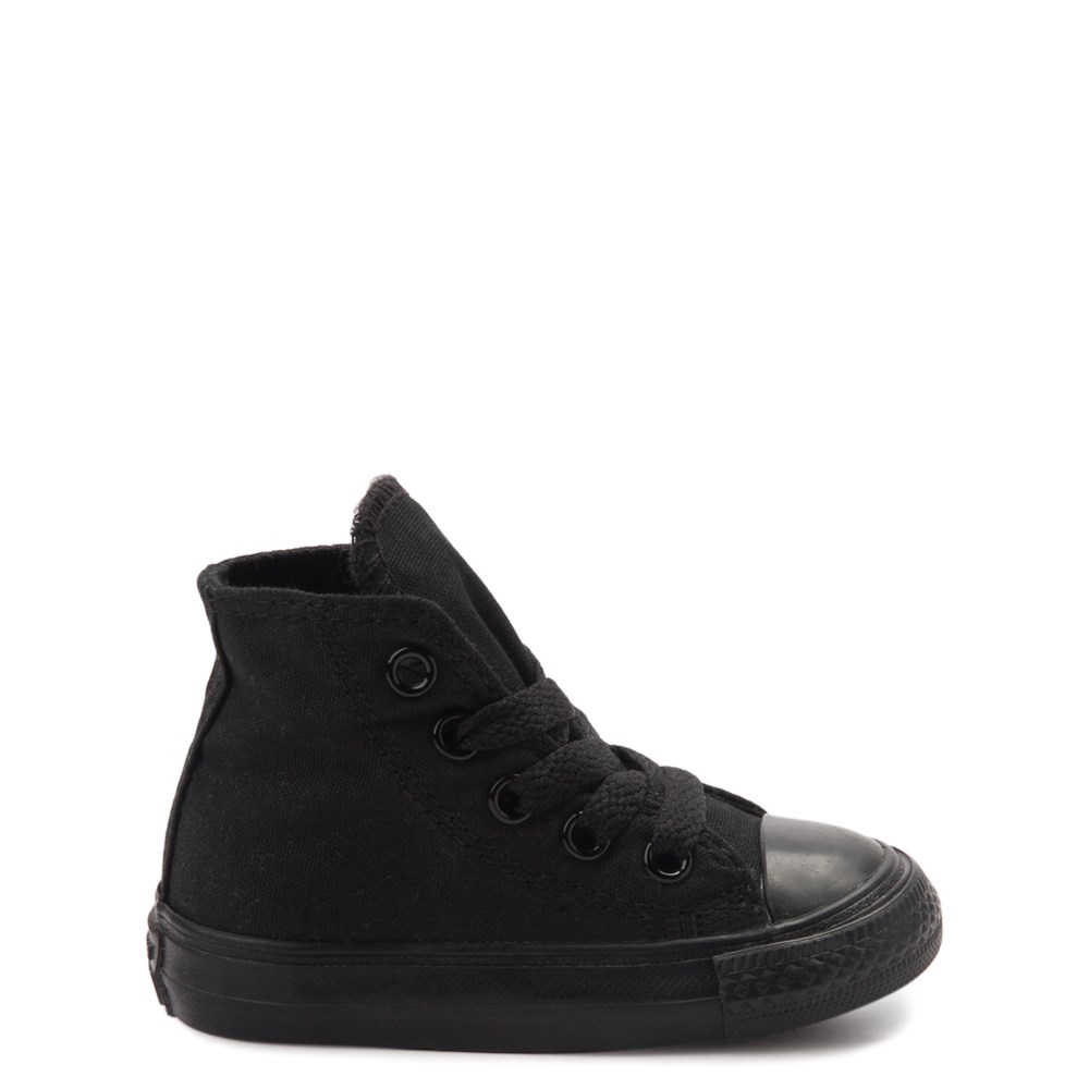 Converse Chuck Taylor All Star Hi Mono Sneaker Baby Toddler Black