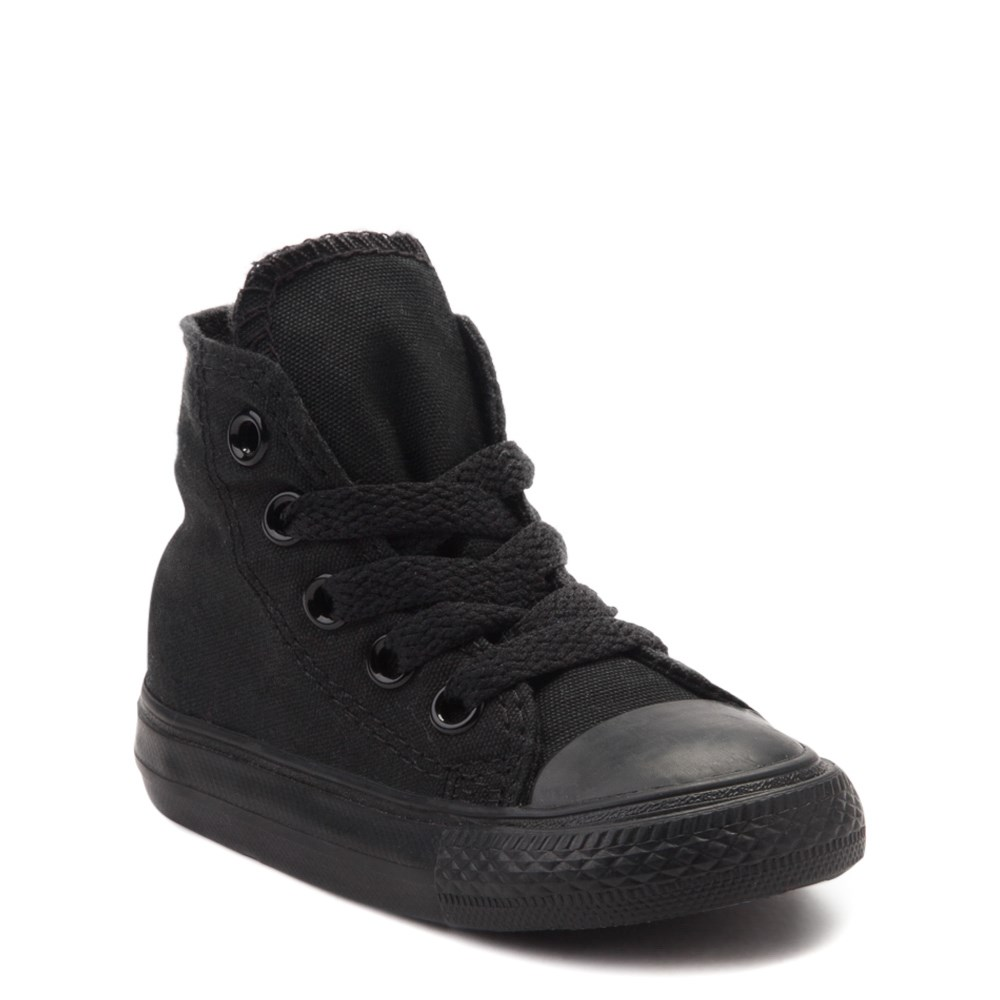 Converse Chuck Taylor All Star Hi Mono Sneaker Baby Toddler Black