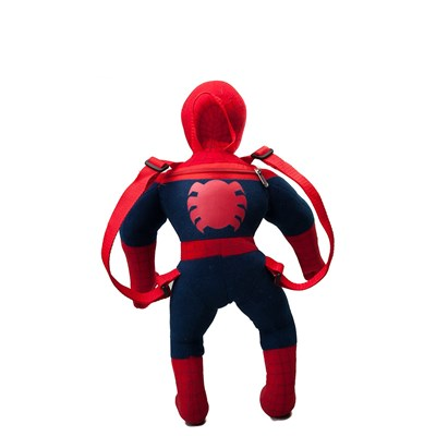 Alternate view of Spider-Man Plush Backpack