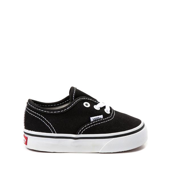 Vans Authentic Skate Shoe - Baby / Toddler - Black