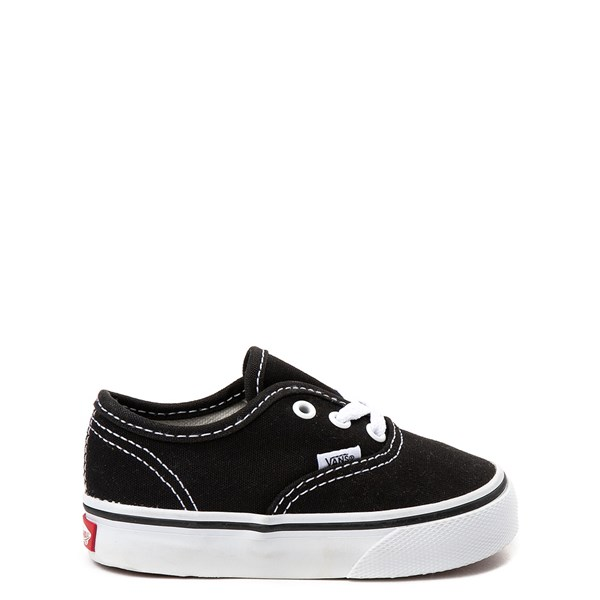 Default view of Vans Authentic Skate Shoe - Baby / Toddler - Black