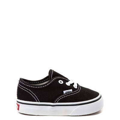 Main view of Vans Authentic Skate Shoe - Baby / Toddler - Black