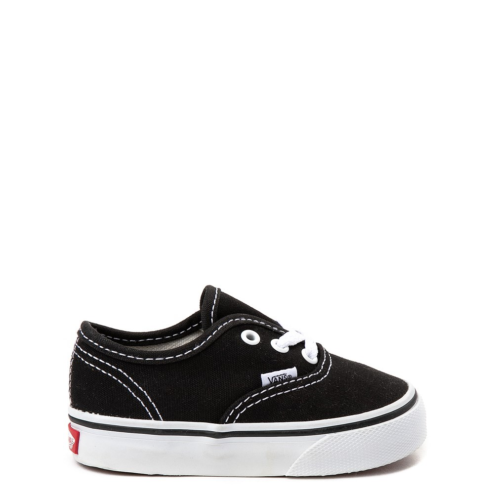 Vans Authentic Skate Shoe - Baby / Toddler - Black