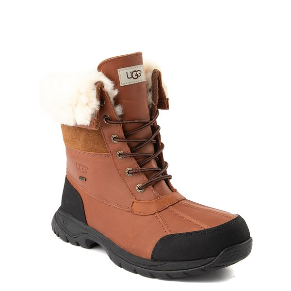 alternate view Mens UGG® Butte Boot - TanALT1