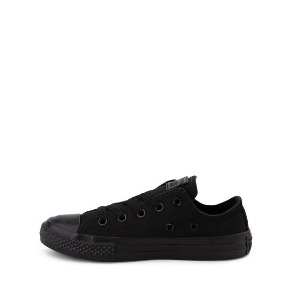 alternate view Converse Chuck Taylor All Star Lo Sneaker - Little Kid - BlackALT1