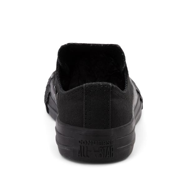 alternate view Converse Chuck Taylor All Star Lo Sneaker - Little Kid - BlackALT4