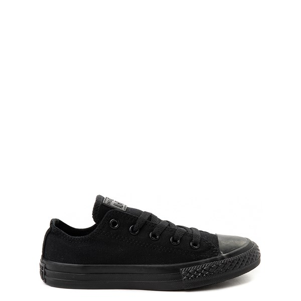 Converse Chuck Taylor All Star Lo Sneaker - Little Kid - Black
