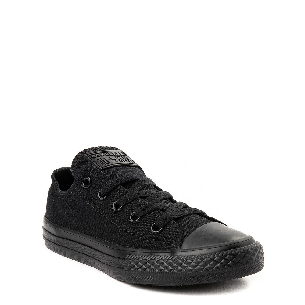 Converse Chuck Taylor All Star Lo Sneaker Little Kid Black