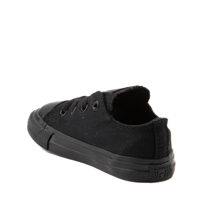 Alternate view of Converse Chuck Taylor All Star Lo Sneaker - Baby / Toddler - Black