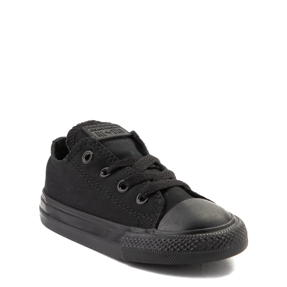 Converse Chuck Taylor All Star Lo Sneaker Baby Toddler Black