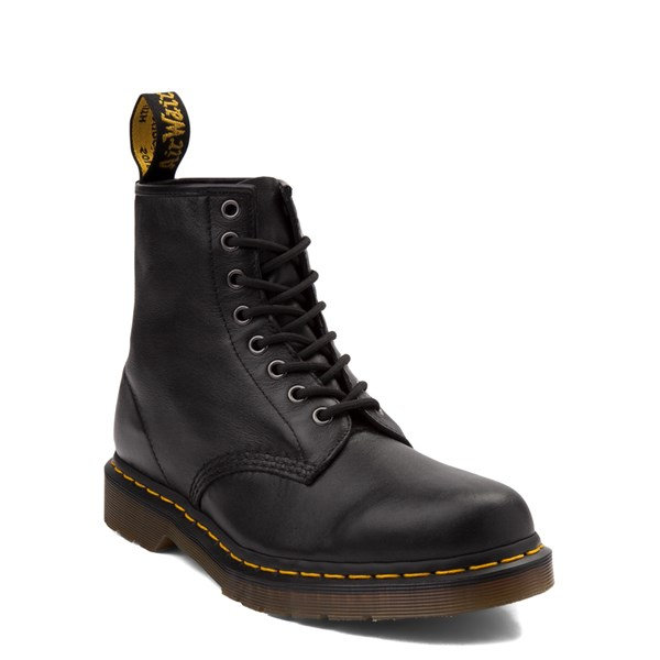 alternate view Mens Dr. Martens 1460 8-Eye Nappa Boot - BlackALT1