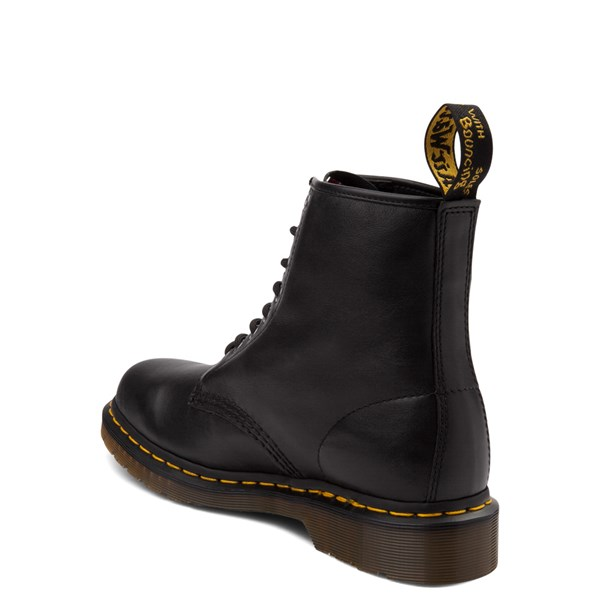 alternate view Mens Dr. Martens 1460 8-Eye Nappa Boot - BlackALT2