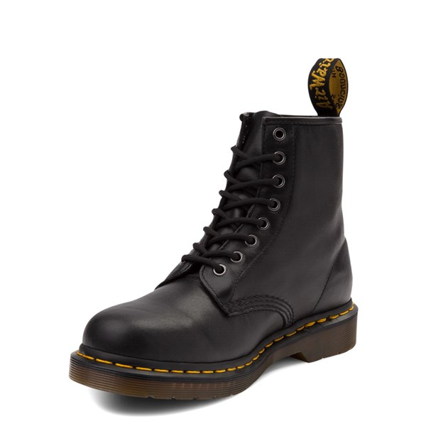 alternate view Mens Dr. Martens 1460 8-Eye Nappa Boot - BlackALT3