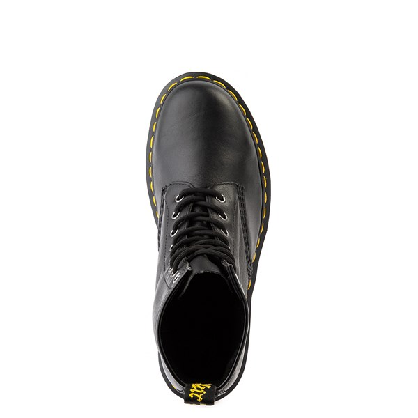 alternate view Mens Dr. Martens 1460 8-Eye Nappa Boot - BlackALT4B
