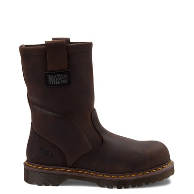 Main view of Mens Dr. Martens Wellington OSHA Steel Toe Boot