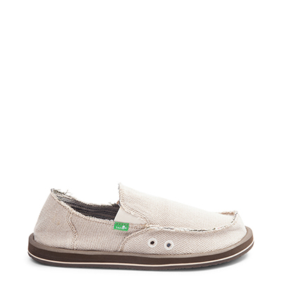 Main view of Mens Sanuk Hemp Casual Shoe