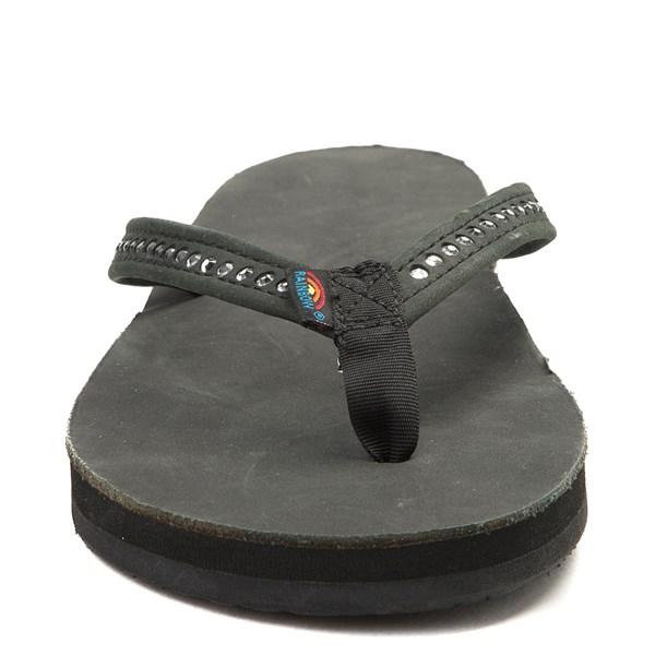 alternate view Womens Rainbow 401 Crystal SandalALT4