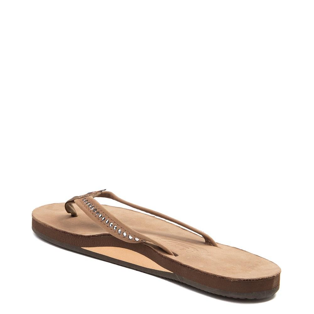 70830118ebde8 Womens Rainbow 401 Crystal Sandal