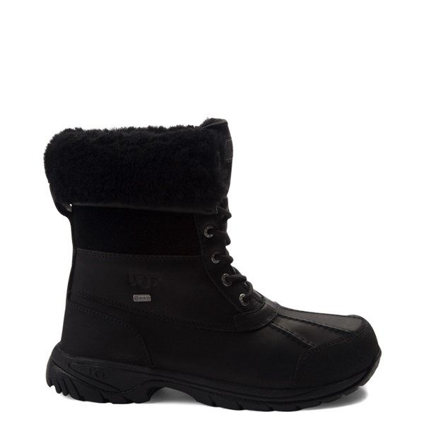 Main view of Mens UGG® Butte Boot - Black
