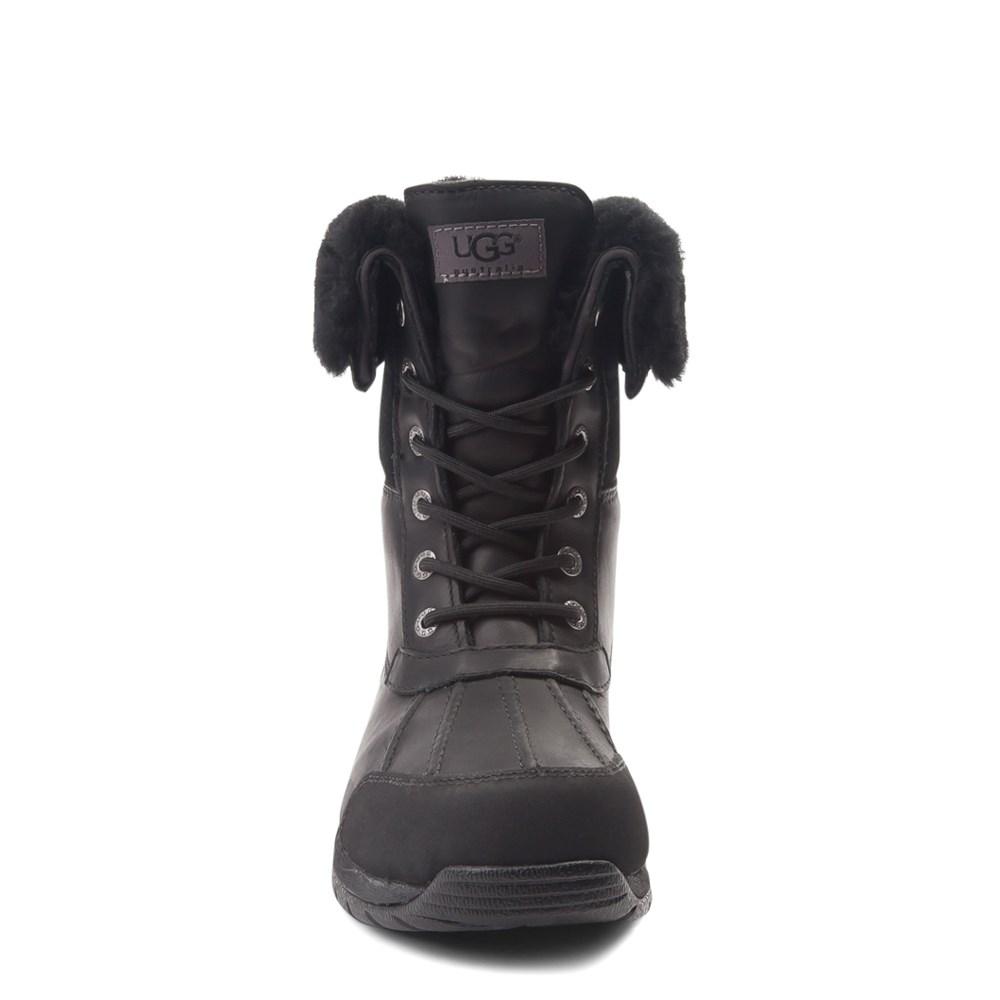 Mens UGG® Butte Boot Black