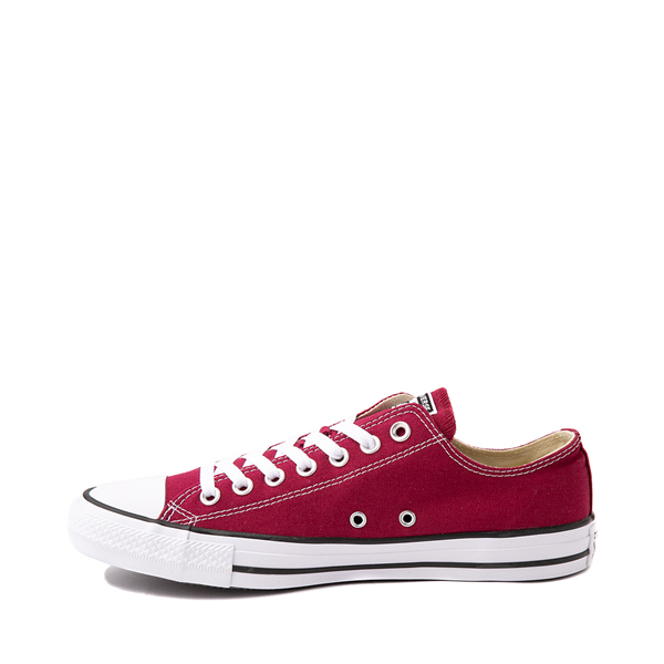 alternate view Converse Chuck Taylor All Star Lo Sneaker - MaroonALT1