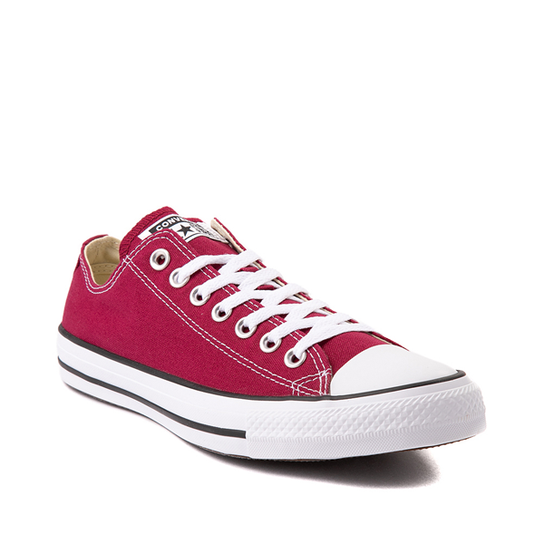 alternate view Converse Chuck Taylor All Star Lo Sneaker - MaroonALT5