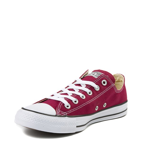 alternate view Converse Chuck Taylor All Star Lo Sneaker - MaroonALT3