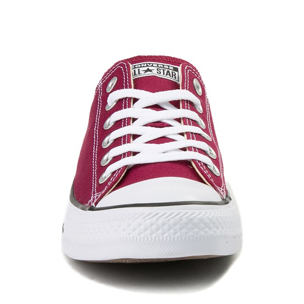 alternate view Converse Chuck Taylor All Star Lo Sneaker - MaroonALT4