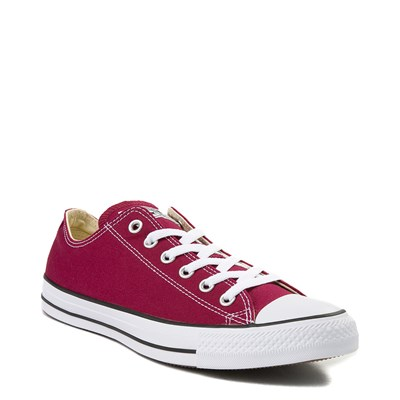 Alternate view of Maroon Converse Chuck Taylor All Star Lo Sneaker