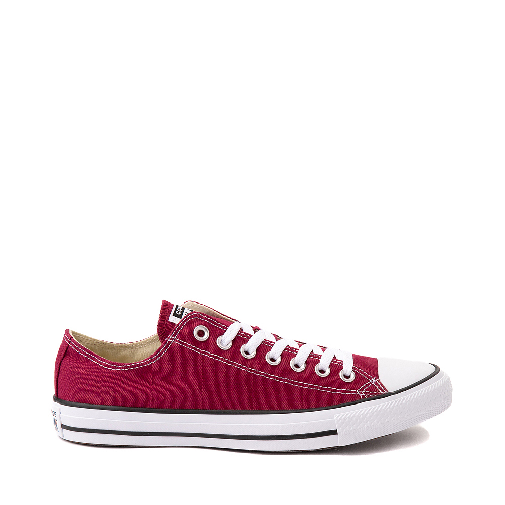 Converse Chuck Taylor All Star Lo Sneaker - Maroon