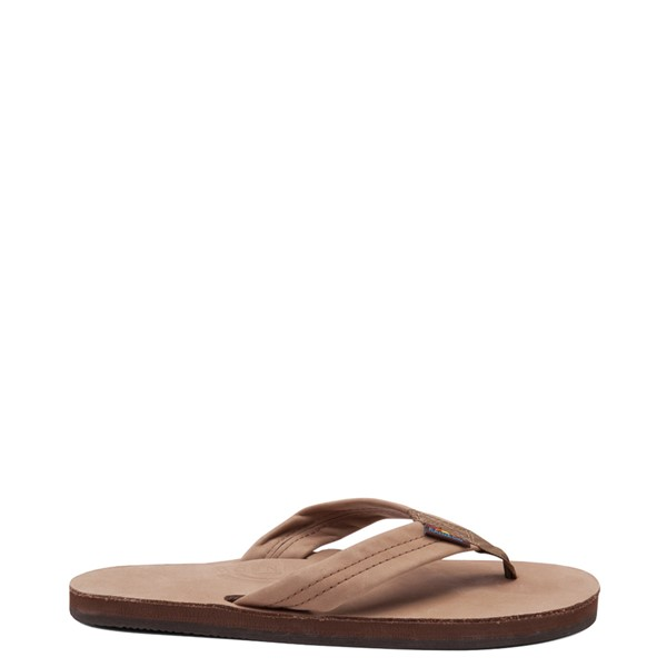 Womens Rainbow 301 Sandal - Brown