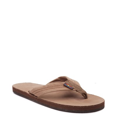 Alternate view of Womens Rainbow 301 Sandal - Brown