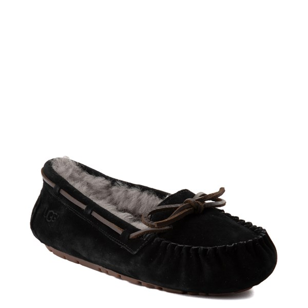 Alternate view of Womens UGG® Bella II Casual Shoe - Black
