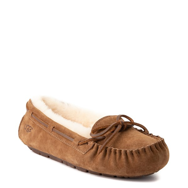 alternate view Womens UGG® Bella II Casual Shoe - ChestnutALT1