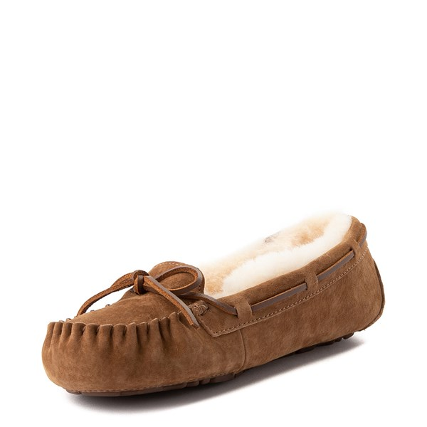 alternate view Womens UGG® Bella II Casual Shoe - ChestnutALT3