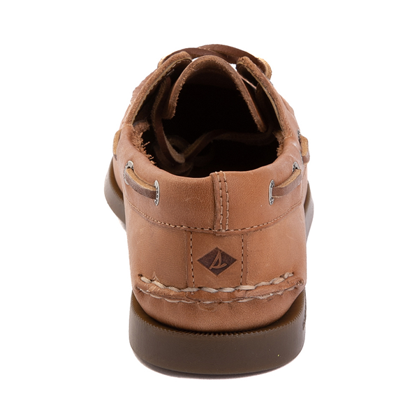 alternate view Womens Sperry Top-Sider Authentic Original Boat Shoe - TanALT4