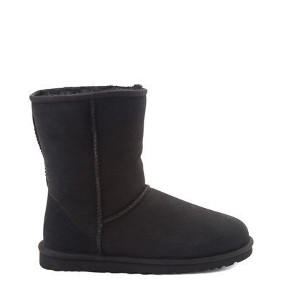 Main view of Mens UGG® Classic Short Boot - Black
