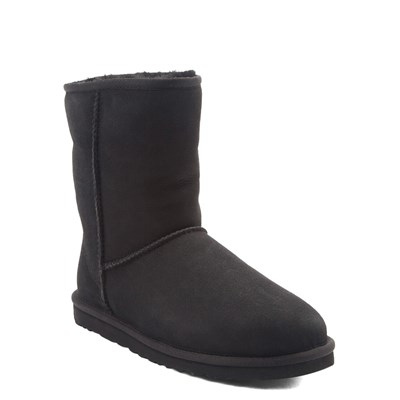 Alternate view of Mens UGG® Classic Short Boot - Black