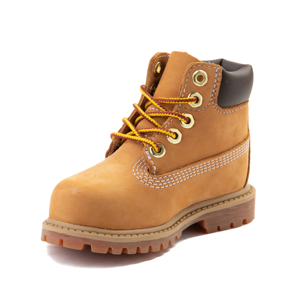 """alternate view Timberland 6"""" Classic Boot - Baby / Toddler / Little Kid - WheatALT2"""