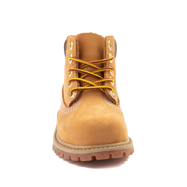 """alternate view Timberland 6"""" Classic Boot - Baby / Toddler / Little Kid - WheatALT4"""