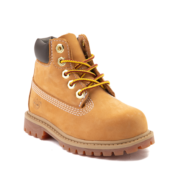 """alternate view Timberland 6"""" Classic Boot - Baby / Toddler / Little Kid - WheatALT5"""