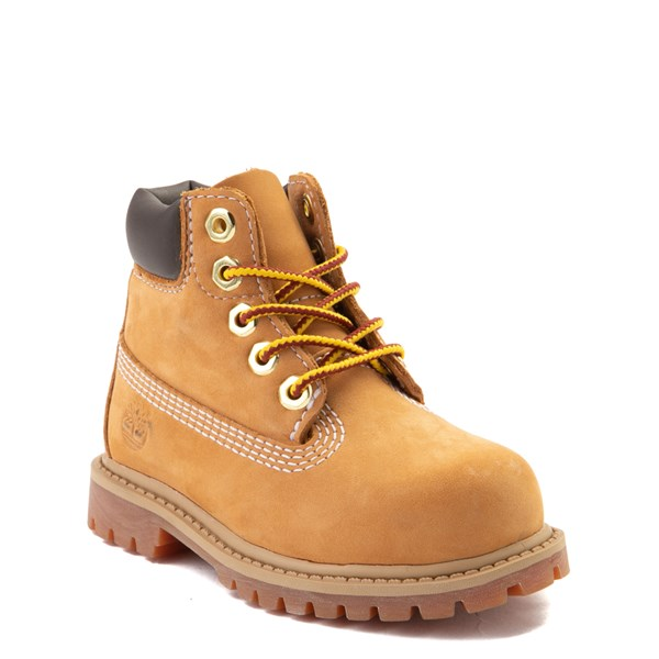 "Alternate view of Timberland 6"" Classic Boot - Baby / Toddler / Little Kid - Wheat"