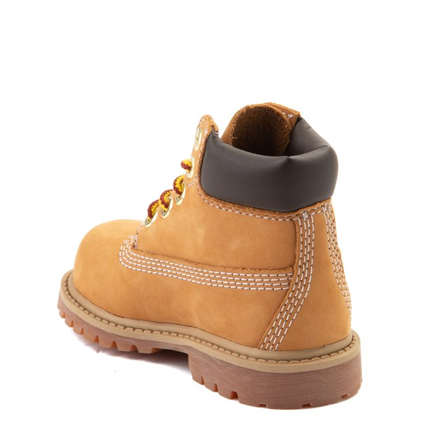 "alternate view Timberland 6"" Classic Boot - Baby / Toddler / Little Kid - WheatALT2"