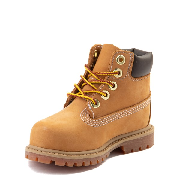 "alternate view Timberland 6"" Classic Boot - Baby / Toddler / Little Kid - WheatALT3"
