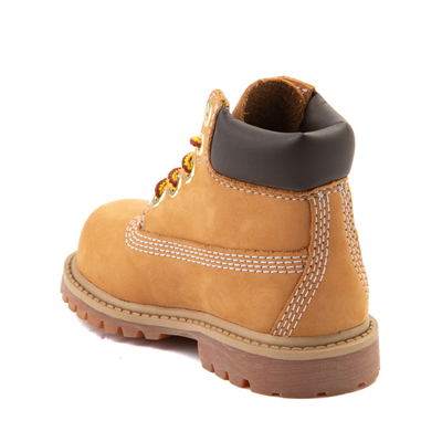 """Alternate view of Timberland 6"""" Classic Boot - Toddler / Little Kid - Wheat"""