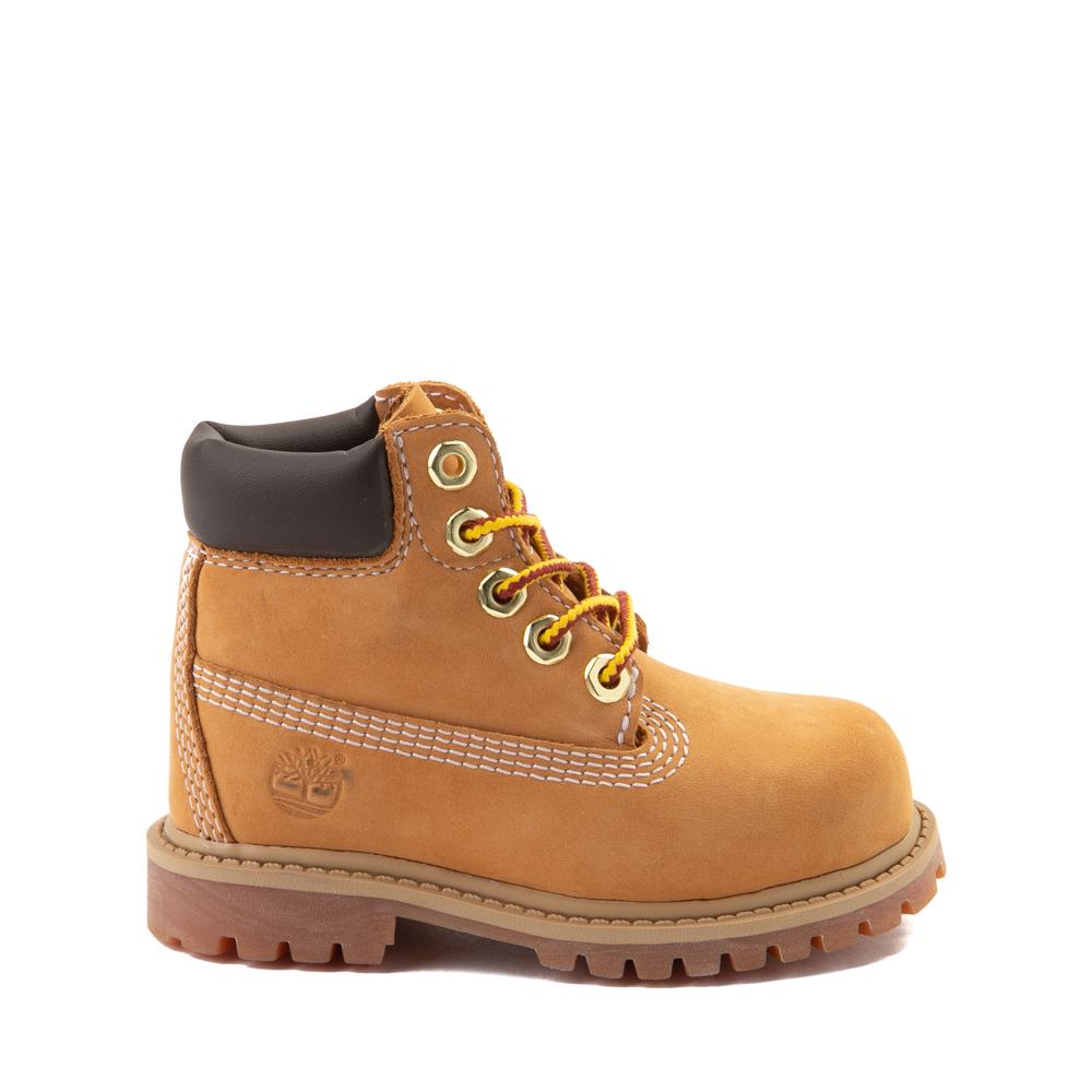 """Timberland 6"""" Classic Boot - Baby / Toddler / Little Kid - Wheat"""