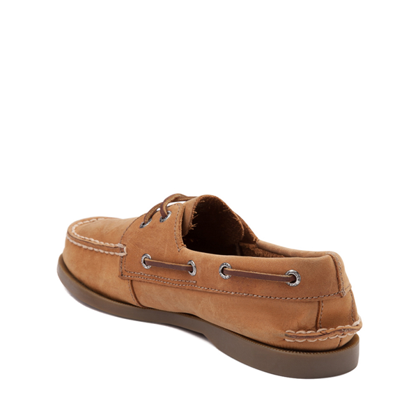 alternate view Sperry Top-Sider Authentic Original Boat Shoe - Little Kid / Big Kid - TanALT1